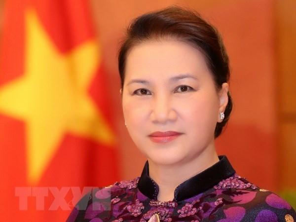 Maxima legisladora de Vietnam asistira a MSEAP y visita Turquia hinh anh 1