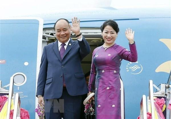 Premier de Vietnam asistira a Cumbre Mekong- Japon y visita Nacion del Sol Naciente hinh anh 1
