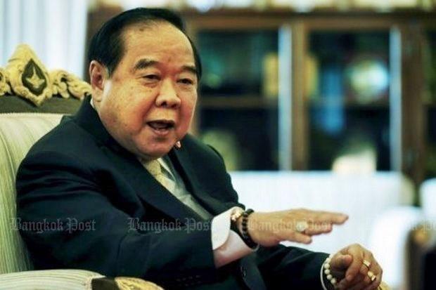 Tailandia mantendra elecciones generales en 2019, afirma vicepremier hinh anh 1