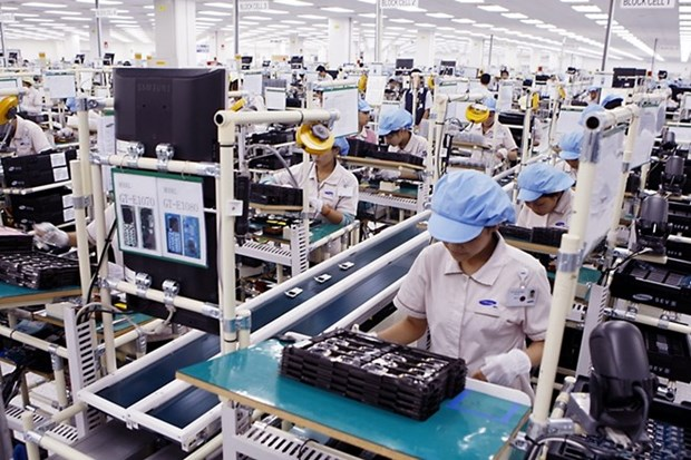 Economia vietnamita muestra buenos resultados en lo que va de ano, evaluo Banco Mundial hinh anh 1