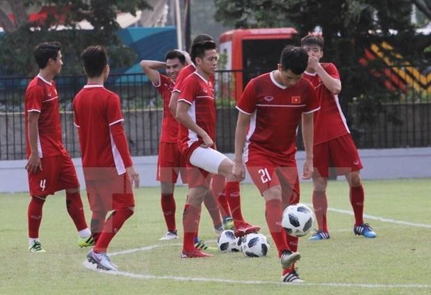 Vietnam acogera ronda eliminatoria del Campeonato Asiatico 2020 de categoria Sub-23 hinh anh 1