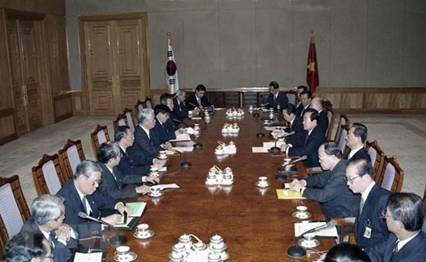 Dirigentes mundiales expresan condolencias por deceso de exdirigente partidista vietnamita hinh anh 1