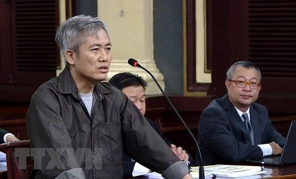 Condenados a prision individuos por actos contra la administracion popular de Vietnam hinh anh 1