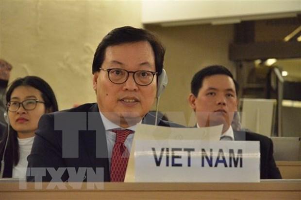 Asambleas de OMPI dirigidas por Vietnam concluyen en Ginebra hinh anh 1