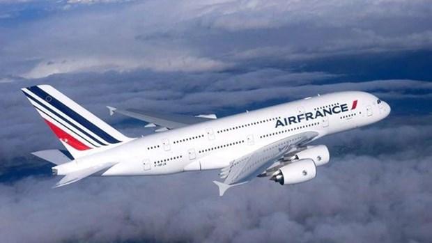Vietnam elimina impuestos sobre mercancias importadas por Air France hinh anh 1