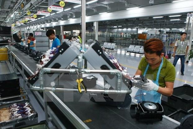 Inversion directa extranjera constituye motor para el desarrollo socioeconomico de Bac Ninh hinh anh 1