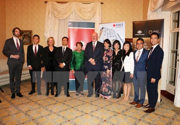 Lanzan Foro de Dialogo de Lideres Jovenes Vietnam-Australia 2019 hinh anh 1
