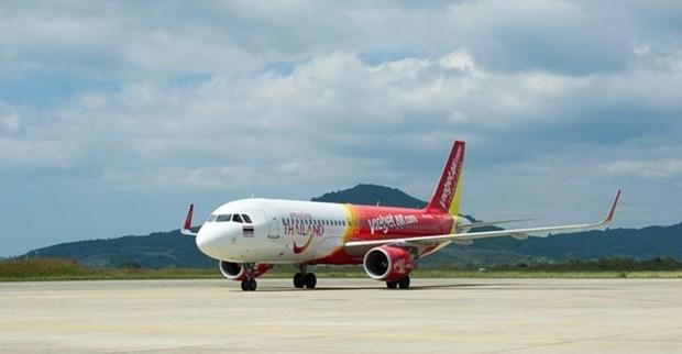 Vietjet Air abrira ruta aerea Da Nang - Bangkok hinh anh 1