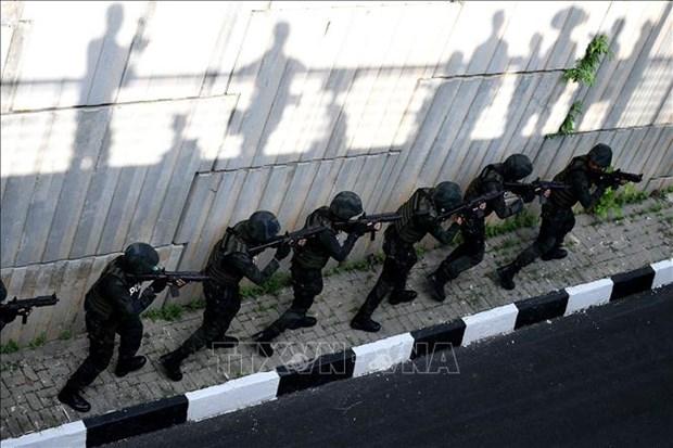 Policia malasia arresta a sujetos vinculados a propaganda de guerra santa hinh anh 1