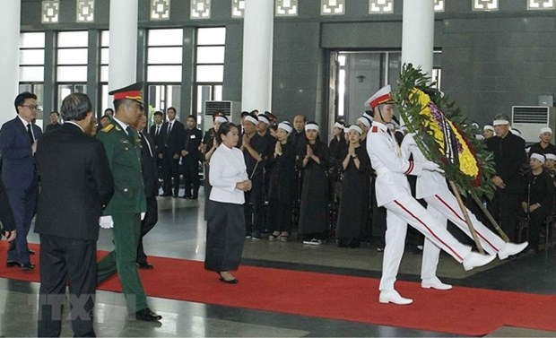 Paises en el mundo expresan pesar por fallecimiento de Do Muoi hinh anh 1