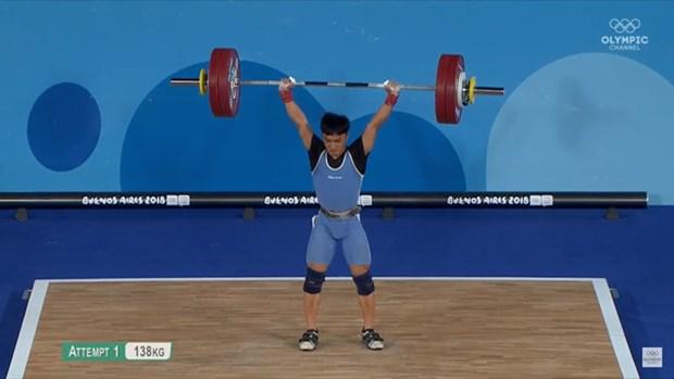 Vietnam gana primer oro en Juegos Olimpicos de la Juventud en Argentina hinh anh 1