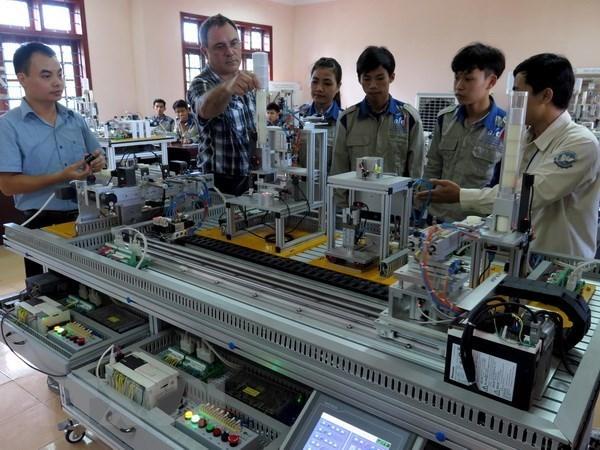Ciudad Ho Chi Minh necesita 70 mil empleos en ultimo trimestre de 2018 hinh anh 1
