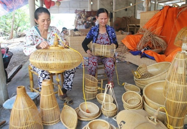 Provincia vietnamita de Quang Ninh impulsa consumo de productos domesticos hinh anh 1