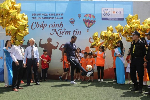 Banco vietnamita SHB reconocido como entidad con mejor responsabilidad social hinh anh 1