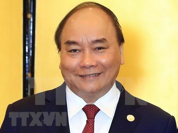 Premier de Vietnam asistira a reunion de dirigentes de ASEAN en Indonesia hinh anh 1