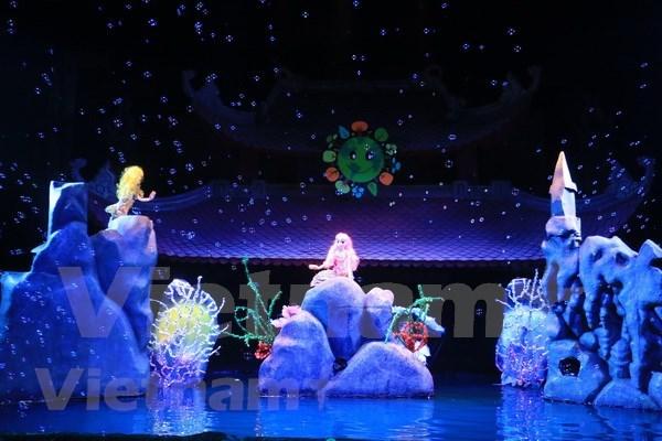 Comienza V Festival Internacional de Marionetas en Hanoi hinh anh 1