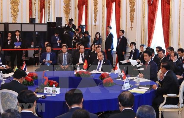 Vietnam propone establecer red creativa Mekong-Japon hinh anh 1