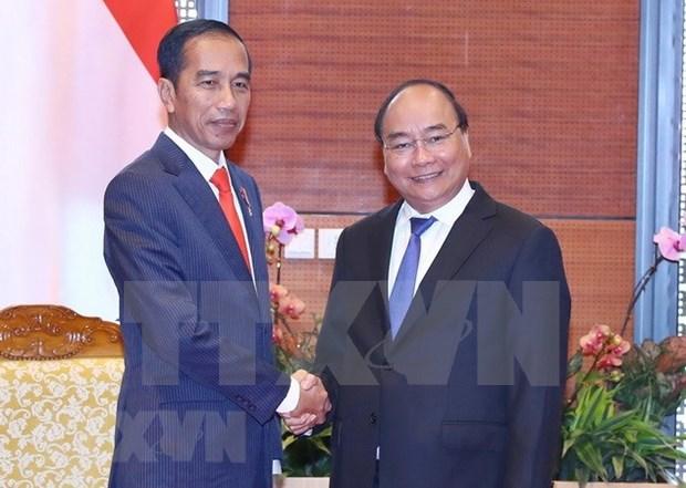 Premier vietnamita efectuara una visita de trabajo a Indonesia hinh anh 1