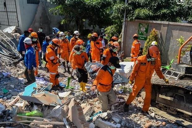 Provincia indonesia afectada por sismo y tsunami entrara en etapa de reconstruccion hinh anh 1