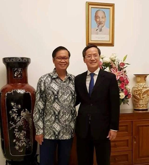 Vietnam comprometido a contribuir al desarrollo sostenible de la ASEAN hinh anh 1