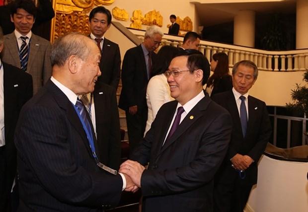 Vietnam y Japon impulsan cooperacion en desarrollo economico hinh anh 1