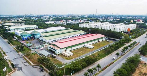 Zonas industriales de Hanoi atraen unos 277 millones de dolares hinh anh 1