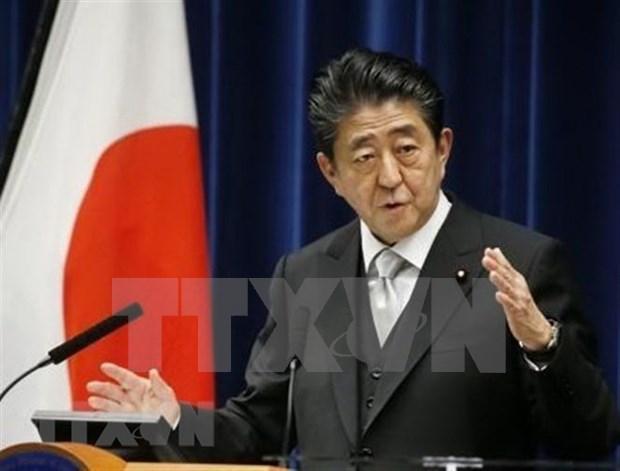 Premier japones destaca reformas economicas y estabilizacion social de Myanmar hinh anh 1