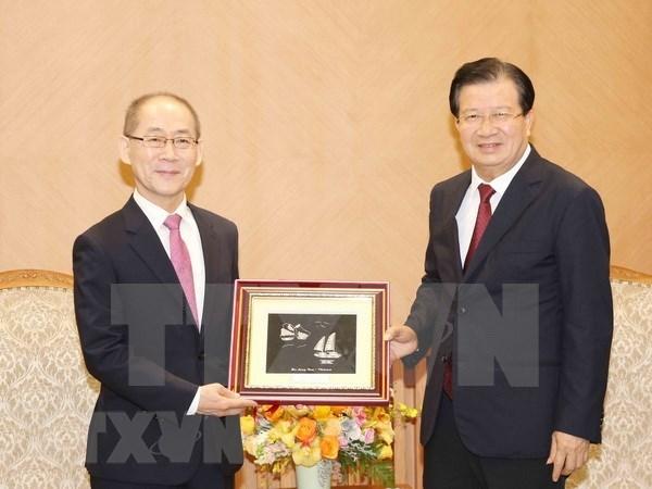 Vietnam se une con la comunidad internacional para responder al cambio climatico hinh anh 1
