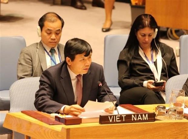 Vietnam destaca papel indispensable del derecho para garantia de la paz y desarrollo hinh anh 1
