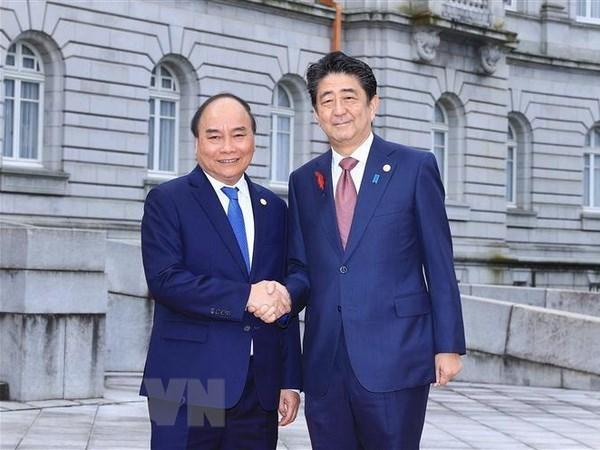 Viaje del premier vietnamita a Japon fue un exito rotundo, resalta vicecanciller hinh anh 1