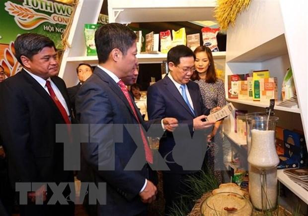 Vietnam prioriza el progreso de la agricultura, afirma vicepremier hinh anh 1