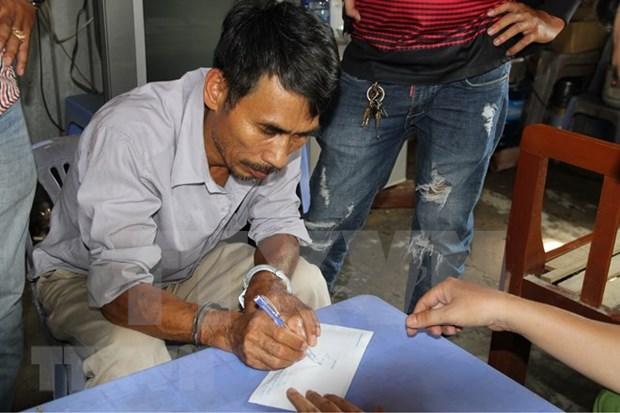 Inician en Vietnam procedimiento legal contra individuo por acciones contra el Estado hinh anh 1