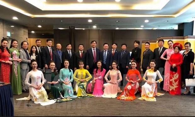 Vietnam promueve el turismo nacional en Corea del Sur hinh anh 1