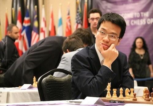Invitado gran maestro vietnamita a mayor torneo mundial de ajedrez hinh anh 1