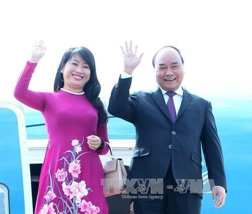 Premier de Vietnam realizara gira por Europa hinh anh 1