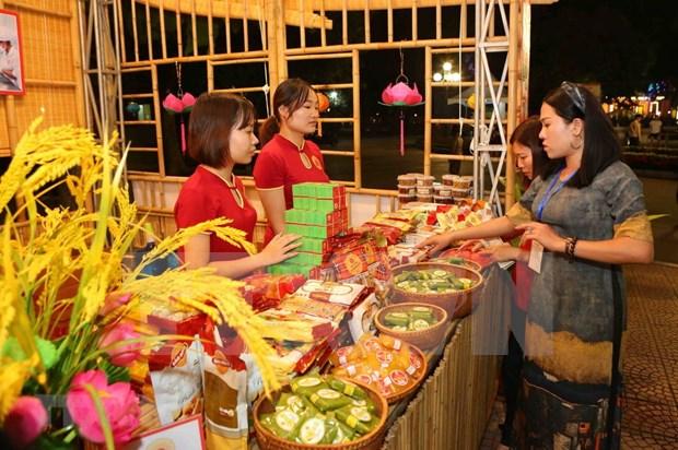 Hanoi promueve cultura culinaria tradicional en festival gastronomico hinh anh 1