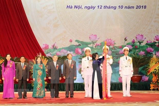 Comision de Control Disciplinario del PCV celebra 70 aniversario de su dia tradicional hinh anh 1