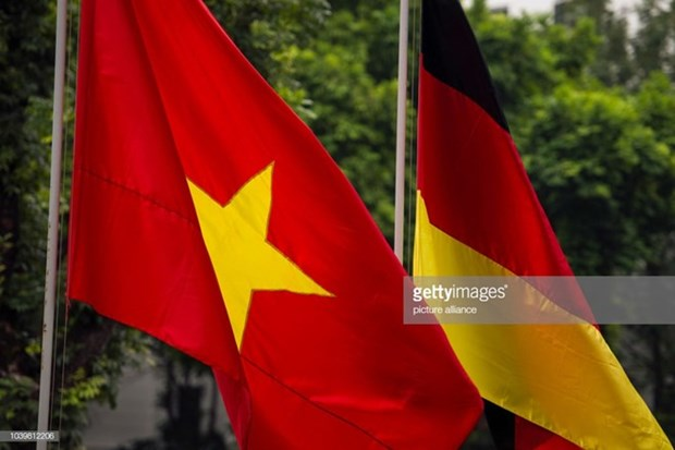 Vietnam y Alemania experimentan desarrollo excelente de relaciones multifaceticas hinh anh 1