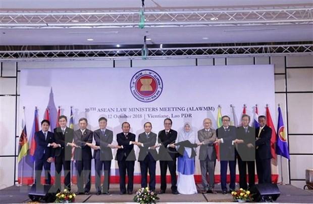 Vietnam fomentara colaboracion judicial y legal con paises miembros de la ASEAN hinh anh 1