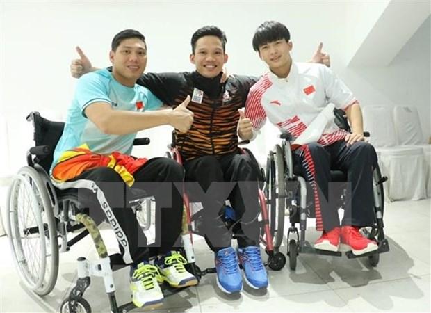 Vietnam sobrecumple meta en Juegos Paralimpicos de Asia hinh anh 1