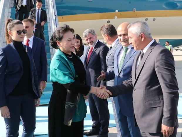 Vietnam urge un mayor comercio multilateral entre paises euroasiaticos hinh anh 1