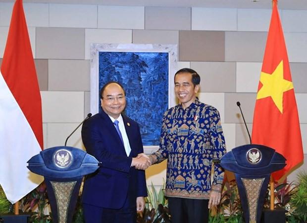 Resultados significativos registrados en el viaje del premier vietnamita a Indonesia, afirma vicecanciller hinh anh 1