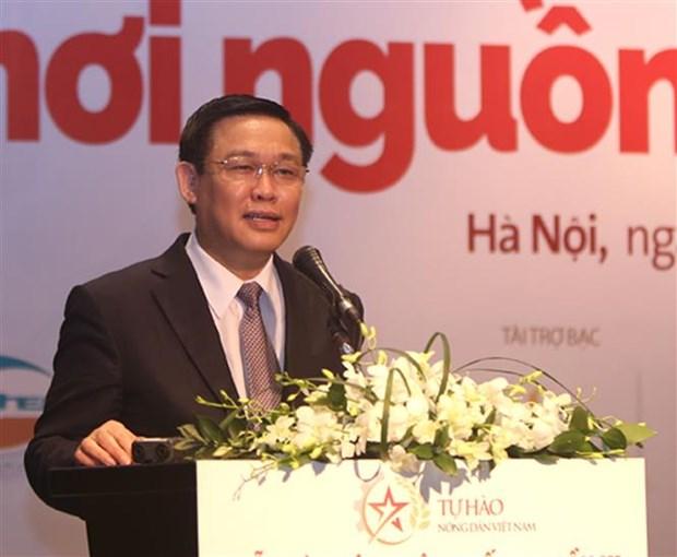 Vietnam se esfuerza por desarrollo sostenible de la agricultura hinh anh 1