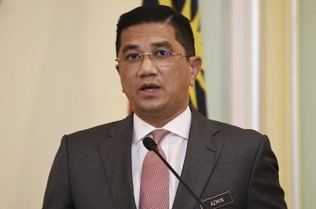 Malasia recorta gastos de integrantes del gabinete hinh anh 1