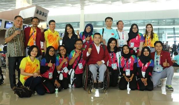 Vietnam mira a mayores objetivos tras exito en Juegos Paralimpicos de Asia hinh anh 1
