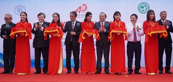 Entra en operacion centro medico Vietnam-Japon en Ciudad Ho Chi Minh hinh anh 1