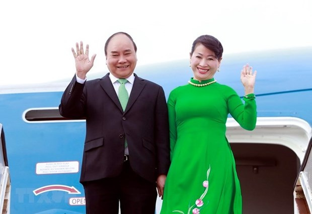 Premier vietnamita inicia gira por Europa hinh anh 1