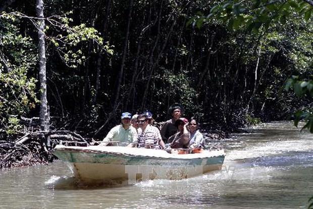 Promueven ecoturismo rural en Ciudad Ho Chi Minh hinh anh 1
