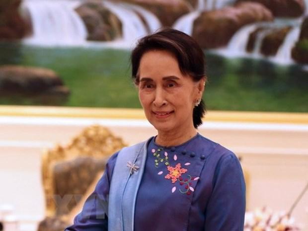 Inician conversaciones tripartitas de paz en Myanmar hinh anh 1