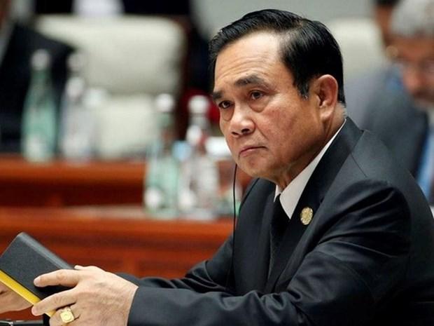 Premier tailandes lanza su campana electoral en redes sociales hinh anh 1
